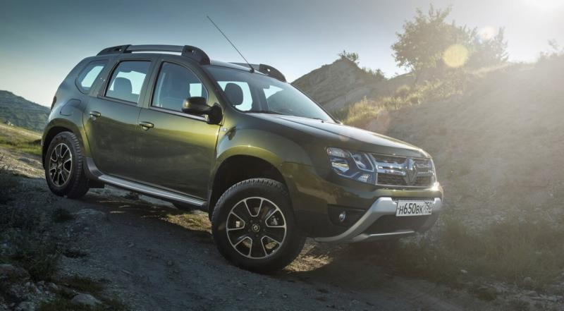 Photo of a Renault Duster