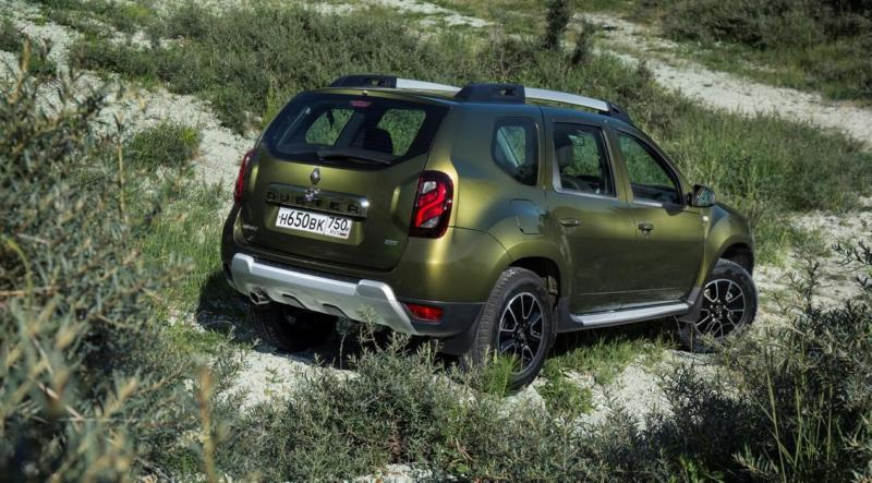 Photo by Renault Duster