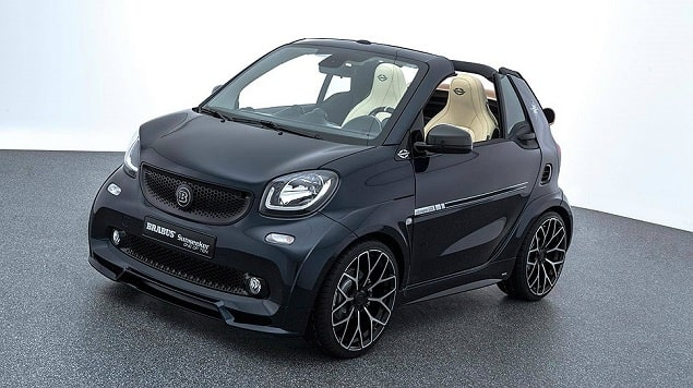 Mercedes Smart For Two (brabus)