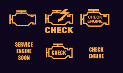 лампочка check engine