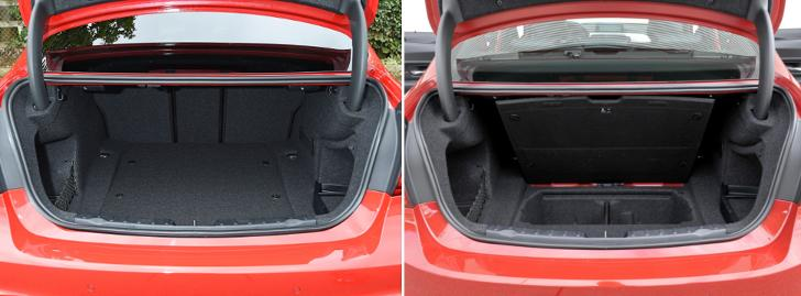Trunk BMW F30 3 Series